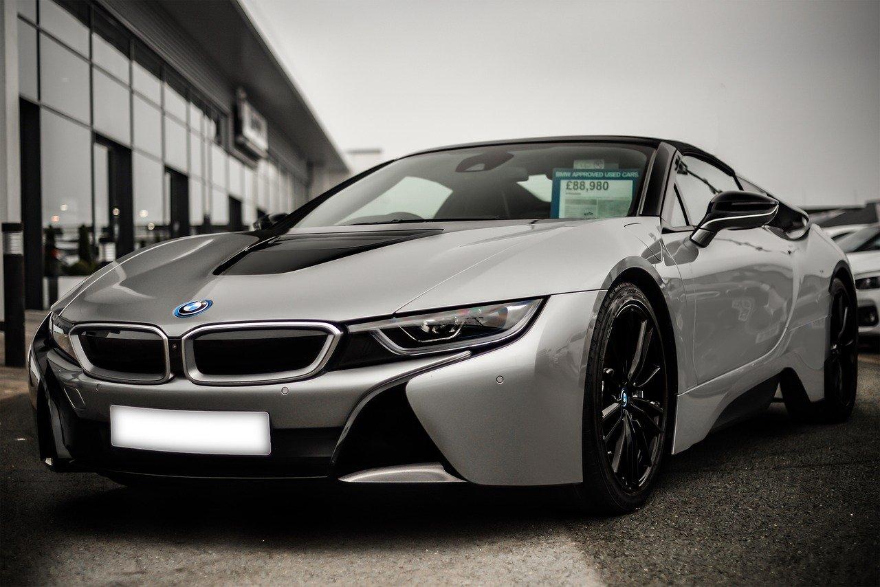 BMW indstiller produktionen af i8