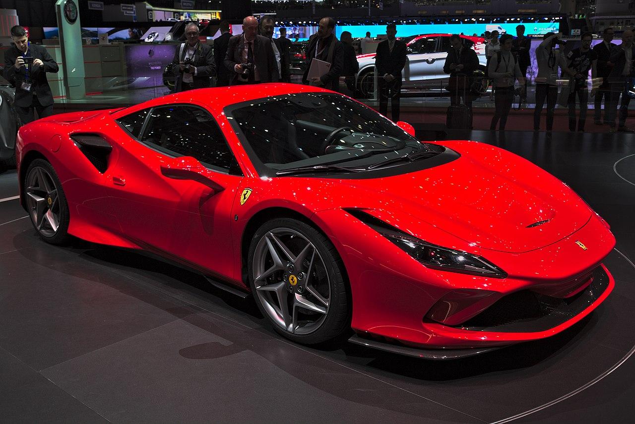 Forvent ikke en elektrisk Ferrari før 2025