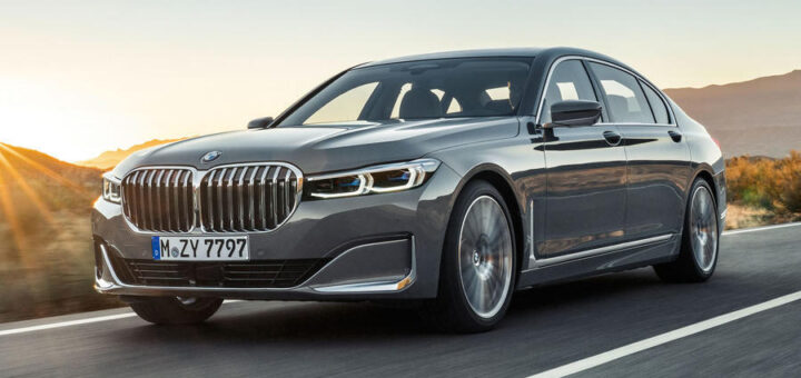 Næste 7-serie fås i benzin-, diesel-, hybrid- og el-variant