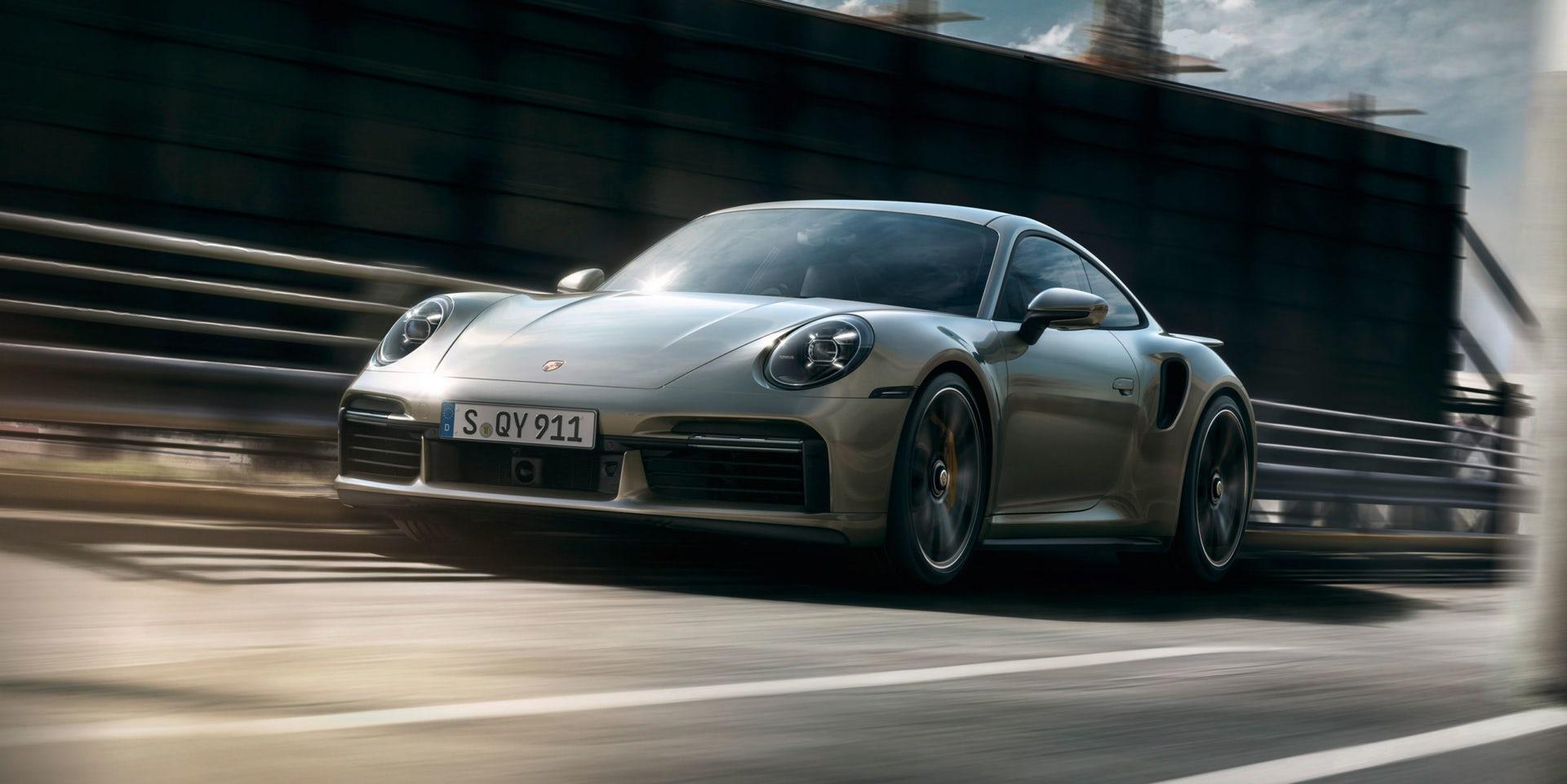 Porsche fremviser ny 2020 Porsche 911 Turbo S
