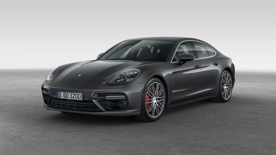 Stigning i antal solgte biler hos Porsche
