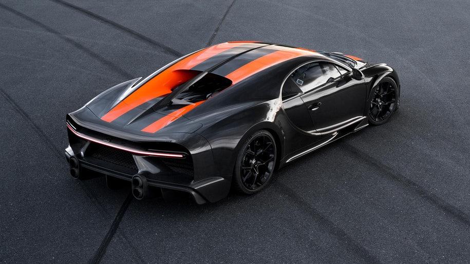 Hvad er verdens hurtigste bil?
